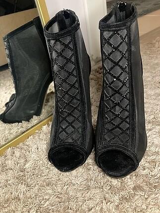 Bambi Siyah ayakkabı