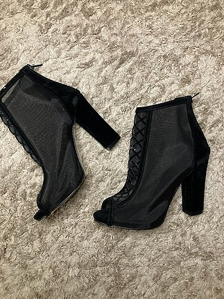 36 Beden siyah Renk Siyah ayakkabı
