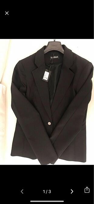 NetWork siyah ceket