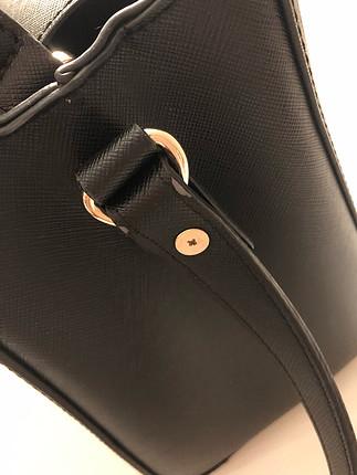 Zara Zara siyah çanta