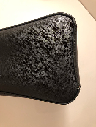 s Beden siyah Renk Zara siyah çanta