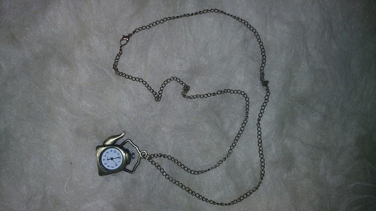 saat kolye