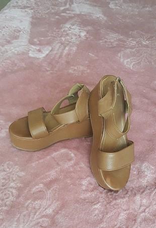 mango feta topuk sandalet