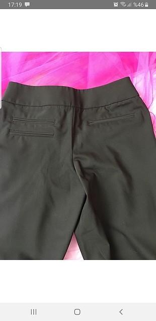s Beden siyah Renk herry kumas pantolon