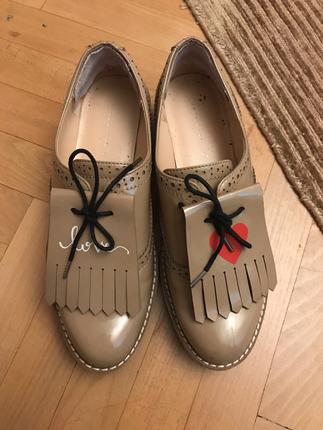 37 Beden Zara women ayakkabı