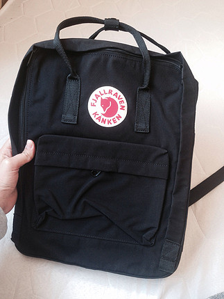 Siyah Classic Kanken çanta