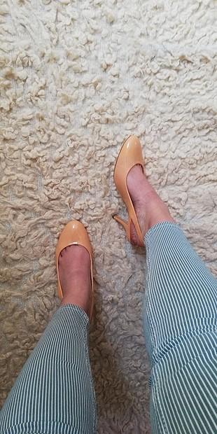 inci inci topuklu ayakkabı