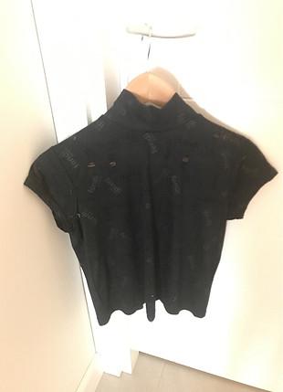 Fendi marka penye bluz