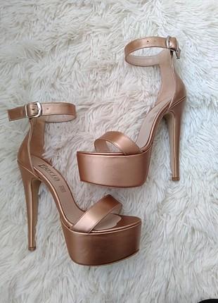 Floria platform ayakkabı