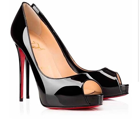 Christian Louboutin stiletto