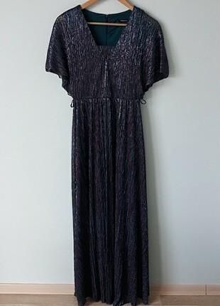 Trendyol Milla Uzun Abiye Gece Elbisesi