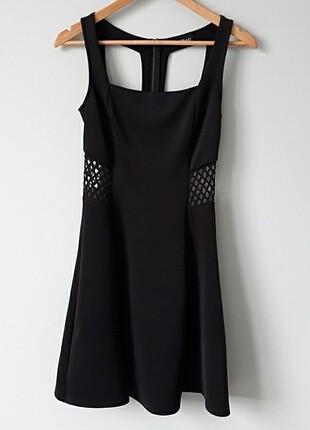 Park Bravo Siyah Şık Elbise