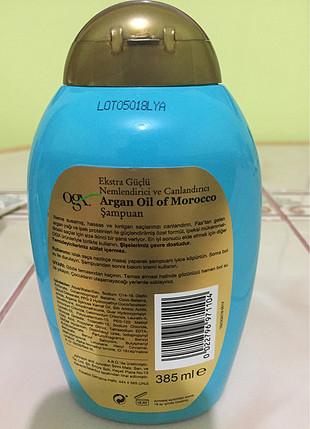 Ogx Argan Yağı & Morocco