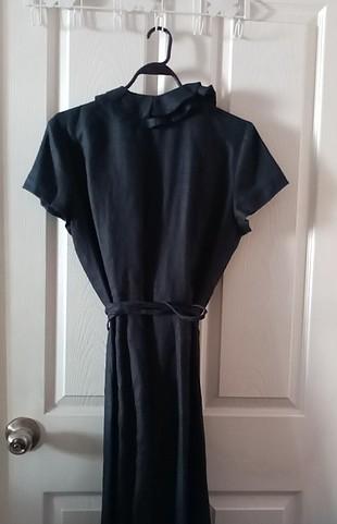 42 Beden bettyjackson studio, orijinal, keten, anvelop, 0 elbise