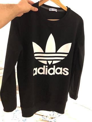 Adidas siyah tişört