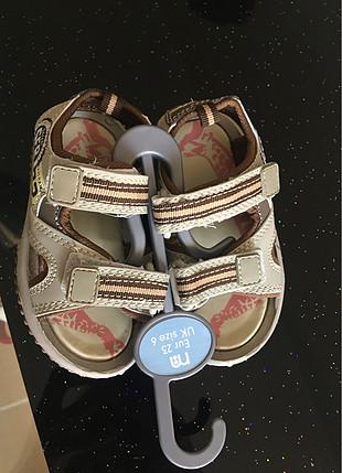 Mothercare sıfır sandalet
