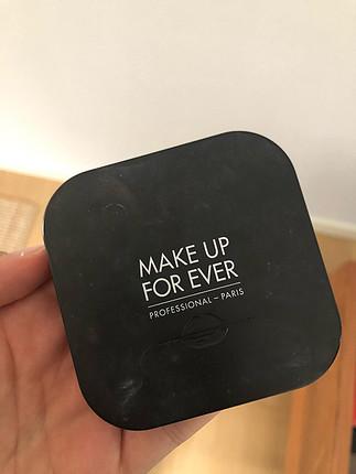 Make up forever transparan pudra
