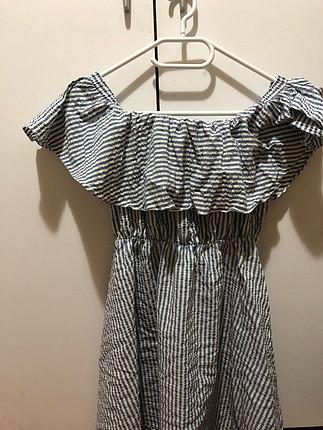 Yazlık tiril tiril elbise