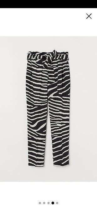 H&M Zebra üst S beden