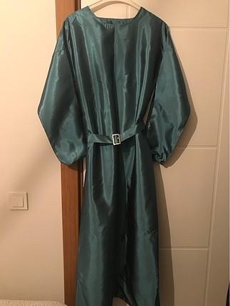 Abiye uzun elbise
