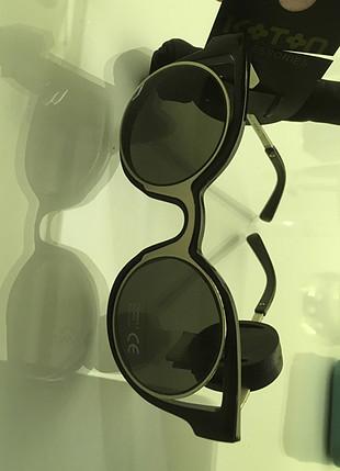 universal Beden siyah Renk Koton Güneş Gözlüğü