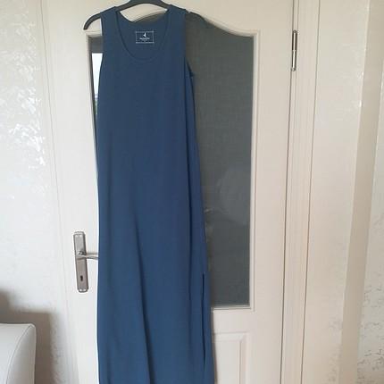 uzun yazlik elbise