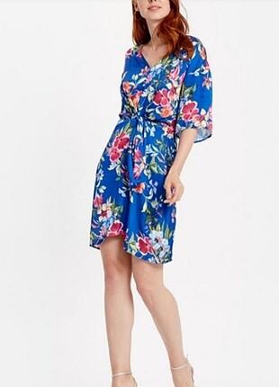 LCW Çiçekli Elbise