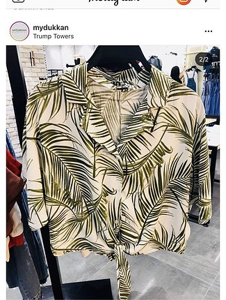 Palm gömlek