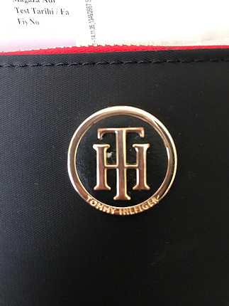 Tommy Hilfiger TOMMY HİLFİGER CÜZDAN