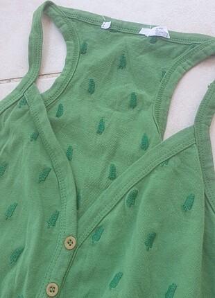 Mini Yüzücü Model Sırt Cepli Elbise