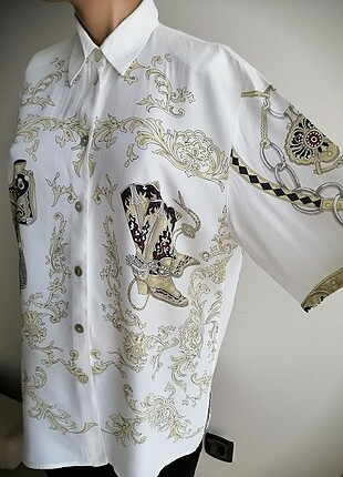 Yepyenii vintage gömlek