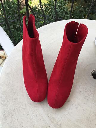 Stradivarius Stradivarius kırmızı bot