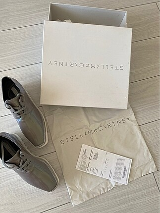 Stella McCartney glitter loafer(38 no)