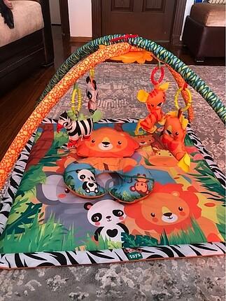Tertemiz safari oyun halısı