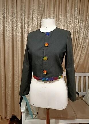 Özel tasarım ceket