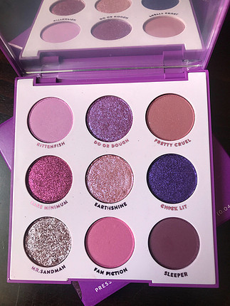 Colourpop / İt?s my pleasure palet