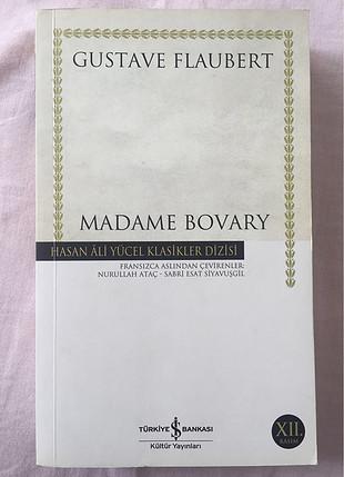 Madame Bovary orijinal kitap