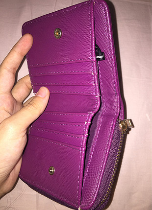Stradivarius cüzdan