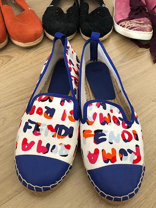 Fendi ayakkabı