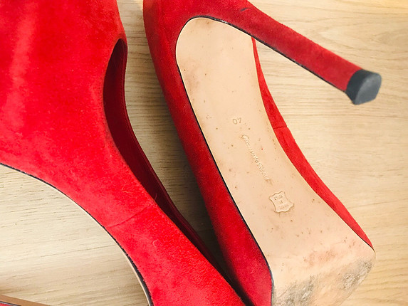 Gianvito Topuklu ayakkabı