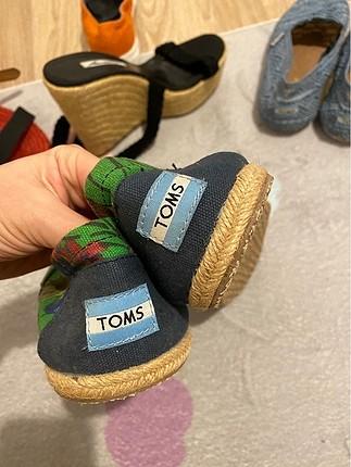 Toms ayakkabı
