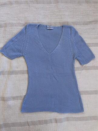 Vakko triko bluz