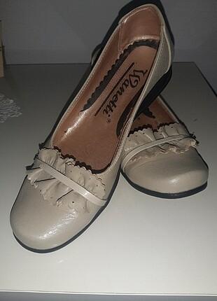 Anne ayakkabısı