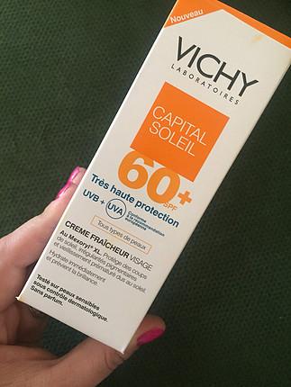 Vichy güneş kremi