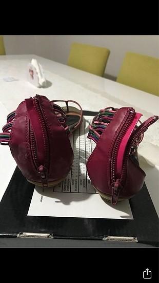 Flo Ayakkabı Parmak arası sandalet