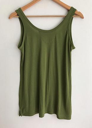 Yeşil askılı