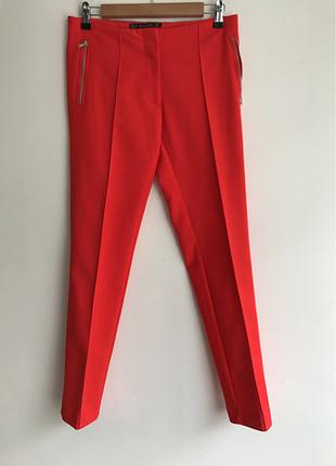 Fermuar Detaylı pantalon