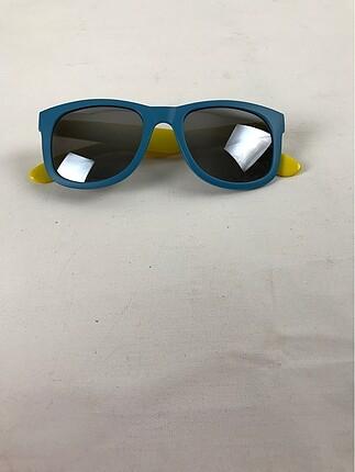 Mavi Sarı Güneş Gözlüğü