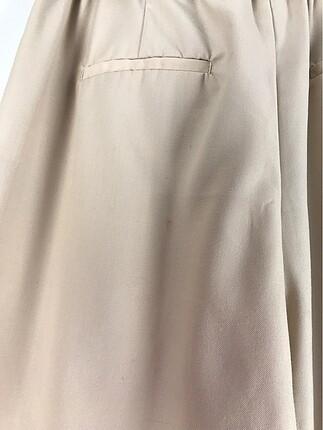 40 Beden ten rengi Renk Kumaş Pantolon