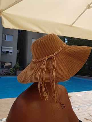 hasir şapka